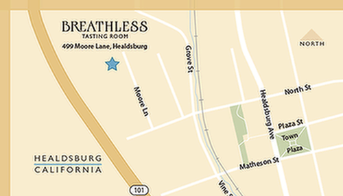 Breathless Map
