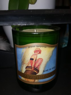 Breathless Candles