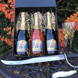 Three Bottle Gift Set