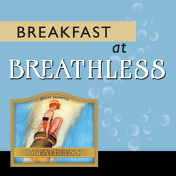 10/1 Breakfast at Breathless - Crepe Only