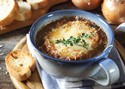 07. Julia Child's Authentic French Onion Soup